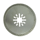 "2-1/2"" Diamond Circular Saw Blade"