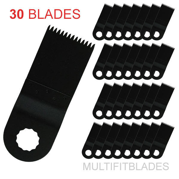 """10 x 1-3//8/"""" Japan Tooth Oscillating Tool Blades Rockwell Sonicrafter Original"""