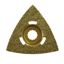 Flush Cut Triangular Carbide Rasp