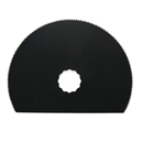 "3-1/8"" Segmented Circular HSS Rockwell SoniCrafter Saw Blade"