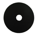 "3-1/8"" Circular HSS Rockwell Sonicrafter Fitting Saw Blade"