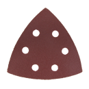 Large Triangular 180 Grit Sanding Paper