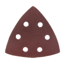Large Triangular 240 Grit Sanding Paper