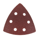 Large Triangular 60 Grit Sanding Paper
