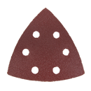 Large Triangular 80 Grit Sanding Paper