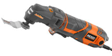 Ridgid JobMax Multi-Tool Blades and Accessories
