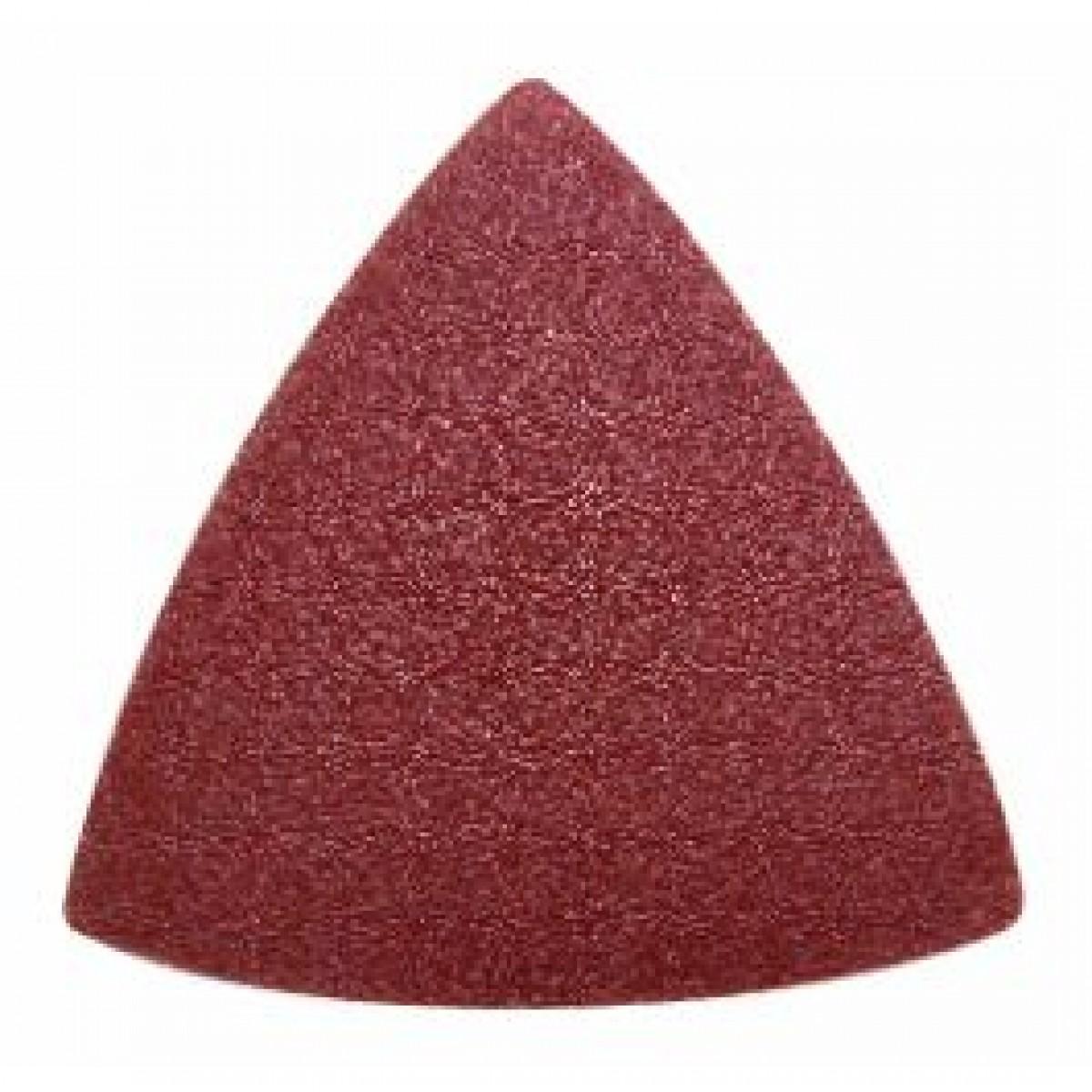 80 Grit Triangular Sanding Sheets 5 Pack
