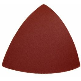 240 Grit Triangular Sanding Sheets - 5 Pack
