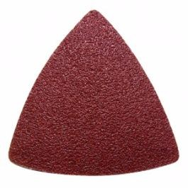 40 Grit Triangular Sanding Sheets - 5 Pack