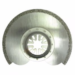 "3-5/8"" Flush Cut Segmented Diamond Circular Blade (Thin)"