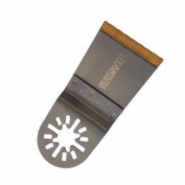 "1-3/4"" Wide Titanium Bi-Metal Universal Short Saw Blade"