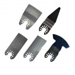 5 Piece Quick Release Scraper Job Essentials Kit
