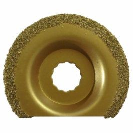 """2-1/2"""" Flush Cut Rockwell SoniCrafter Fitting Carbide Blade"""