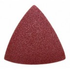 80 Grit Triangular Sanding Sheets - 5 Pack