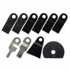 Rockwell Sonicrafter 10 Piece Handyman Base Essentials Kit